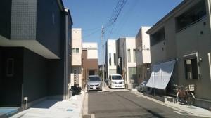 自然素材建売住宅相模原
